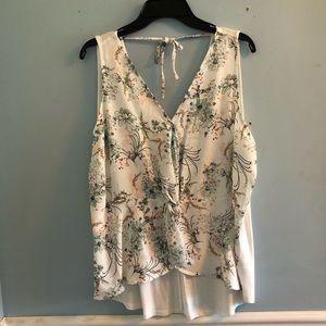 Beautiful summer blouse